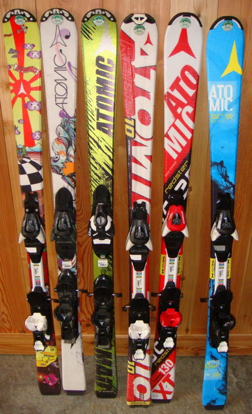 Skis Junior 2015